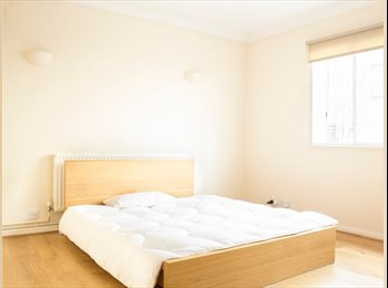 EasyRoommate UK - *SPACIOUS DOUBLE ROOM IN SOUTH KENSINGTON, ALL BILLS INCLUDED*, Lisson Grove - £740 pcm