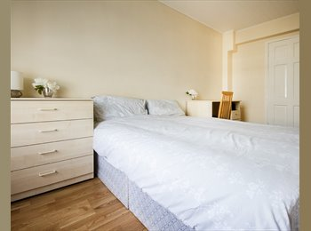 EasyRoommate UK - *GORGEOUS DOUBLE ROOM IN CAMDEN TOWN, ALL BILLS INCLUDED*, Kentish Town - £860 pcm