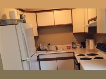 EasyRoommate US - Room in Nicely Furnished and Desirable Condo - Southfield, Five Points - $550 pm