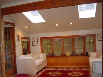 EasyRoommate US - ROOM IN GORGEOUS HOME, WOODSY, LAKE, UW, CHILDREN'S HOSP, NOAA, LAKE CITY, View Ridge - $669 pm