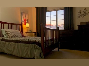 EasyRoommate US - Furnished Private Bedroom in a Clean, Safe and Quiet Home, Milpitas - $1,150 pm