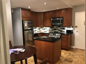 EasyRoommate US - $1250 All utilities included - Bedroom with a private Ba! 2 BR 2 full baths (Van Ness), Wakefield - $1,250 pm