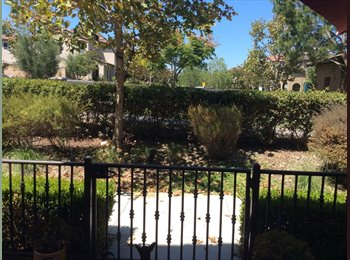 EasyRoommate US - Private room, private in room bath in a beautiful town home, Laguna Woods - $900 pm