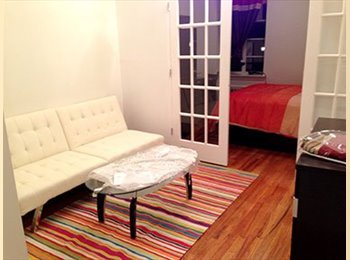 EasyRoommate US - half block to central park Sunny spacious  with large dinning and living room kitchen WIFI and maid , Lincoln Square - $1,700 pm