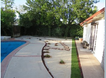 EasyRoommate US -  2 Rooms for Rent in West Hills in a Gorgeous House with Pool - Great Location, Warner Center - $750 pm