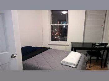 EasyRoommate US - Private furnished room in a 3-bedroom apartment in North End, North End - $1,240 pm