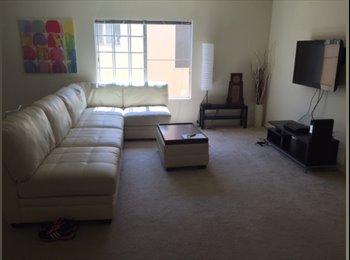 EasyRoommate US - Arizona Ave , Santa Monica-PRIVATE ROOM- FEMALE - Available April 1st - $1295, Mid-City - $925 pm