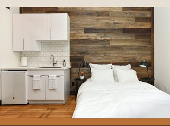 EasyRoommate US - Private Bedroom & Bath with Kitchenette Suite in Co-Living Community Space, San Francisco - $2,750 pm