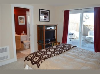 EasyRoommate US - Green Lake Room for Rent- Short Term Rental Opportunity, Green Lake - $800 pm