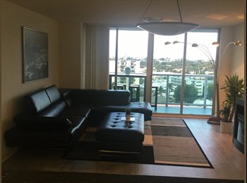 EasyRoommate US - Modern apartment in south beach, Surfside - $650 pm