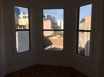 EasyRoommate US - SHARED ROOM / SOMA / Rent in November, San Francisco - $1,200 pm