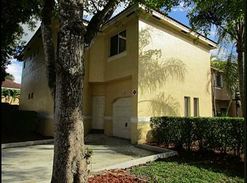EasyRoommate US - Beautiful Located Single Room for Rent in Coral Springs/Tamarac, Coral Springs - $750 pm