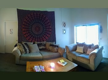 EasyRoommate US - Two Bedrooms for Rent, Condo, $460/mo. each, Near ASU, Green Acres Park - $450 pm