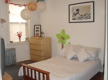 EasyRoommate US - Spacious 1 BR available in 3 BR on Longwood Ave. available Dec. 1, Longwood - $1,200 pm