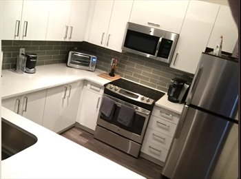 EasyRoommate US - Looking to share my newly renovated 2 bdrm 2 bath apartment in Abacoa!, Jupiter - $950 pm
