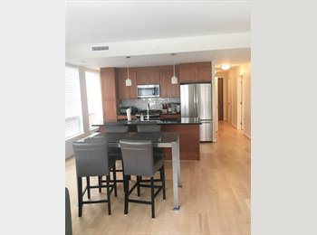 EasyRoommate US - Beautiful furnished room in brand new apt. Building , Forest Hills - $1,750 pm