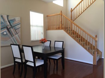 EasyRoommate US - Large private room in beautiful home , East San Jose - $1,295 pm