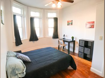 EasyRoommate US - Cozy Room Available in a 3 bedroom/1 bath/ + living room, Mission Hill - $1,290 pm
