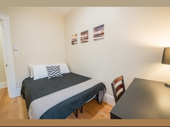 EasyRoommate US - Mission Hill Room Available in a 4 bedroom/ 2 bath/ + living room, Mission Hill - $1,290 pm