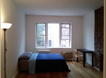 EasyRoommate US - Centrally Located, Fully Furnished UES Studio. Flex Lease!, Yorkville - $2,690 pm