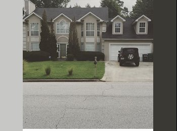 EasyRoommate US - ROOM FOR RENT IN A LOVELY HOME , Redan - $500 pm