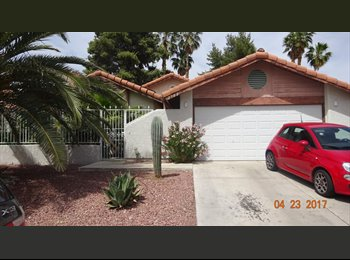 EasyRoommate US -        RENT YOUR COZY NEST WITH POOL IN THE HEART OF VEGAS, Rancho Circle - $620 pm