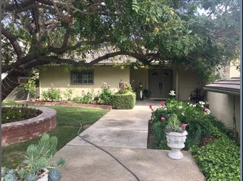 EasyRoommate US - small furnished room  in calabasas for 1 person only in parklike setting. , Woodland Hills - $1,100 pm