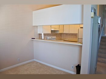 EasyRoommate US - Room and bathroom for Rent in 2bd/2ba condo in San Jose Downtown, Wooster - 26th - $1,185 pm
