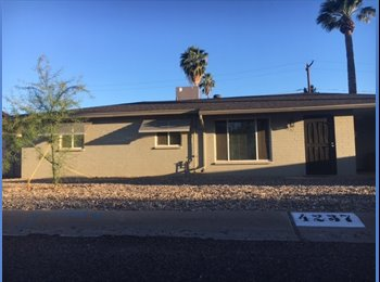 EasyRoommate US - Room Plus Office Space For Rent, Camelback East Village - $900 pm