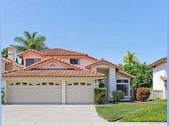EasyRoommate US - room for rent in Shadowridge area Vista, CA, Vista - $1,300 pm