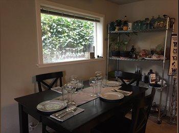 EasyRoommate US - Quiet and Pleasant QA Hilltop Bedroom, Interbay - $1,000 pm