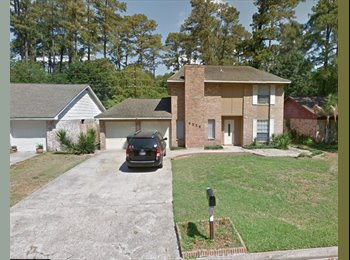 EasyRoommate US -  $550 / 130ft2 - ALL BILLS INCLUDED: Spacious Rooms Kuykendahl/Grand Pkwy, Klein - $550 pm