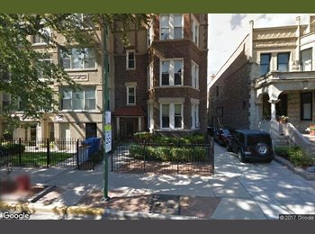 EasyRoommate US - $1700 / 2br - Sunny 2 Bed/1 Bath Apt for Rent - $1700/month - Heat + Water Included, Uptown - $1,700 pm