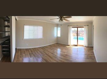 EasyRoommate US - Master bedroom , Mira Mesa - $1,150 pm