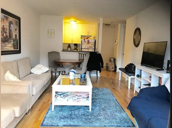EasyRoommate US - Beautiful spacious apt in the UES - Large room for rent  (room can be divided) , Yorkville - $2,238 pm