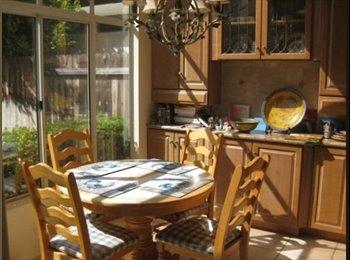 EasyRoommate US - Room for rent in Lovely Light-Filed Home Carmel Valley, Carmel Valley - $1,200 pm