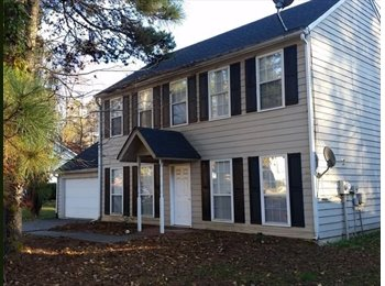 EasyRoommate US - Laid-Back Middle-Aged Chick seeks quiet professional/person to share my AWESOME home with. NO KIDS. , Kennesaw - $675 pm