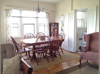 EasyRoommate US - Seeking Female Roommate for Big, Bright Apartment, Wakefield - $1,120 pm