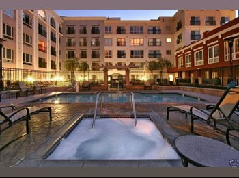 EasyRoommate US - Roommate Needed for Awesome 2BR Apt in Downtown/Gaslamp, Gaslamp Quarter - $1,338 pm