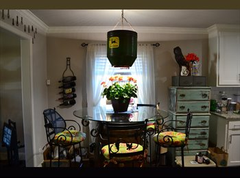 EasyRoommate US - Safe Cute Home 14 Minutes to Downtown Dallas, Casa linda - $670 pm