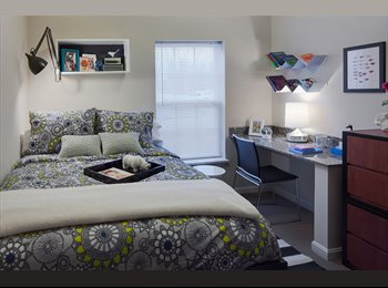 EasyRoommate US - Single Room in Furnished Kent Apartment, Close To Campus, Cuyahoga Falls - $775 pm