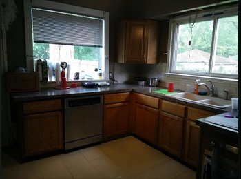EasyRoommate US - Awesome house has two bedrooms available immediately , Grandmont - Rosedale - $300 pm