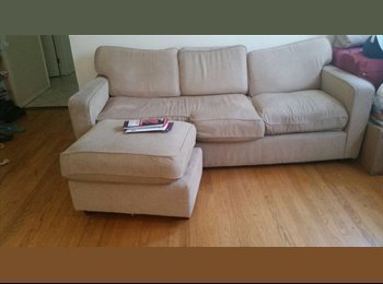 EasyRoommate US - hall room with partition/July 1st/UIC/$225 security/rent $300, Illinois Medical District - $300 pm