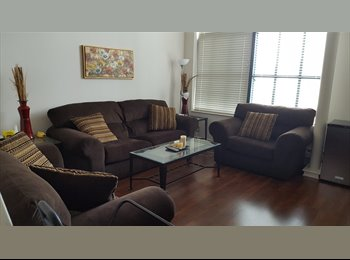 EasyRoommate US -  Center City - Luxury 2BR/2BA - Female Roommate , Callowhill - $1,195 pm