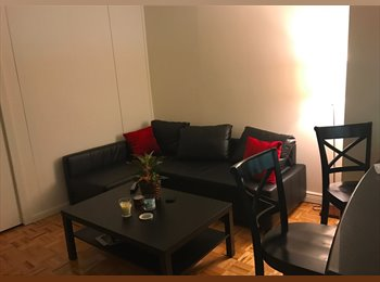 EasyRoommate US - 1 ROOM for Rent in a 2 Bedroom Luxury Upper East Side Apartment , Carnegie Hill - $1,750 pm