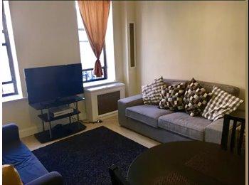 EasyRoommate US - Entrepreneur looking for roommate in Upper East Side / East Harlem , Carnegie Hill - $1,250 pm