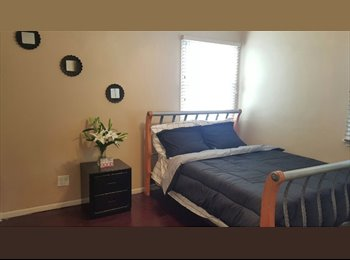 EasyRoommate US - Nice furnished room for rent in sunny Burbank, CA, Burbank - $850 pm