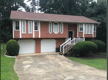 EasyRoommate US - FOR RENT $550 Per Month - JULY 1, 2017 - FEMALE PREFERRED, Snellville - $550 pm