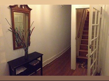 EasyRoommate US - Beautiful Furnished Bedroom/Bath in Woodley Park for Rent, Woodley Park - $1,500 pm