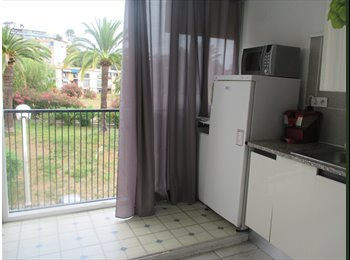Appartager FR - GRAND APPARTEMENT EN COLOCATION, Nice - 490 € /Mois